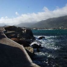 Windy Cape Town