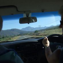 Swartberg Pass and the Karoo