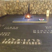 Yad Vashem - A Name and a Memorial